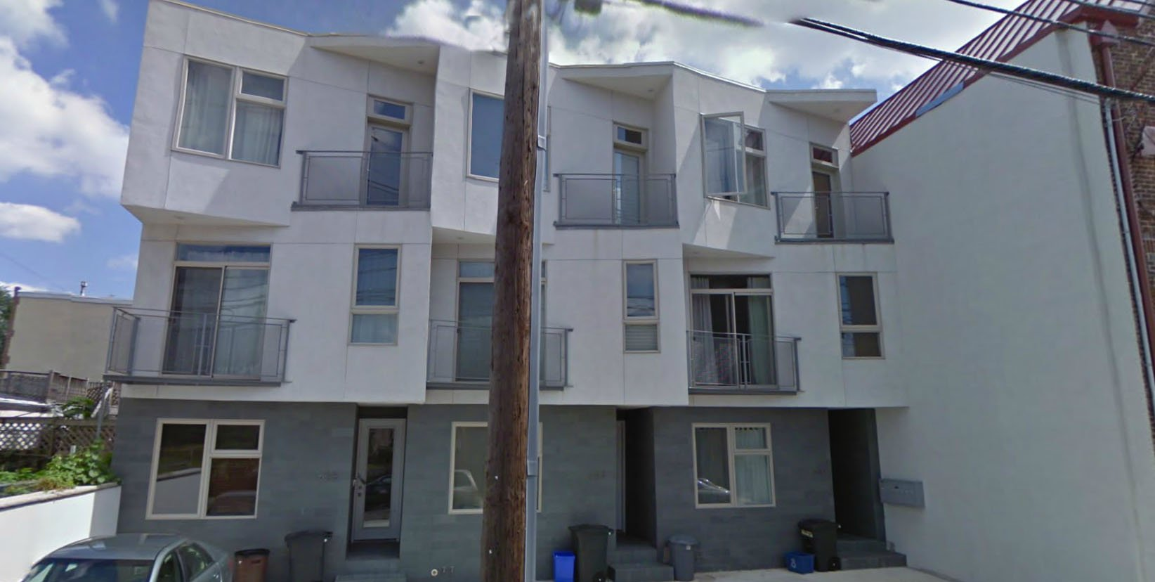 West Poplar Apartments
